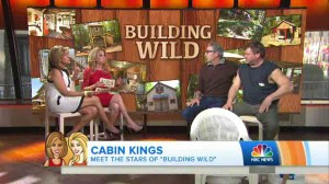 NatGeo 'Cabin Kings' build homes in extreme situations